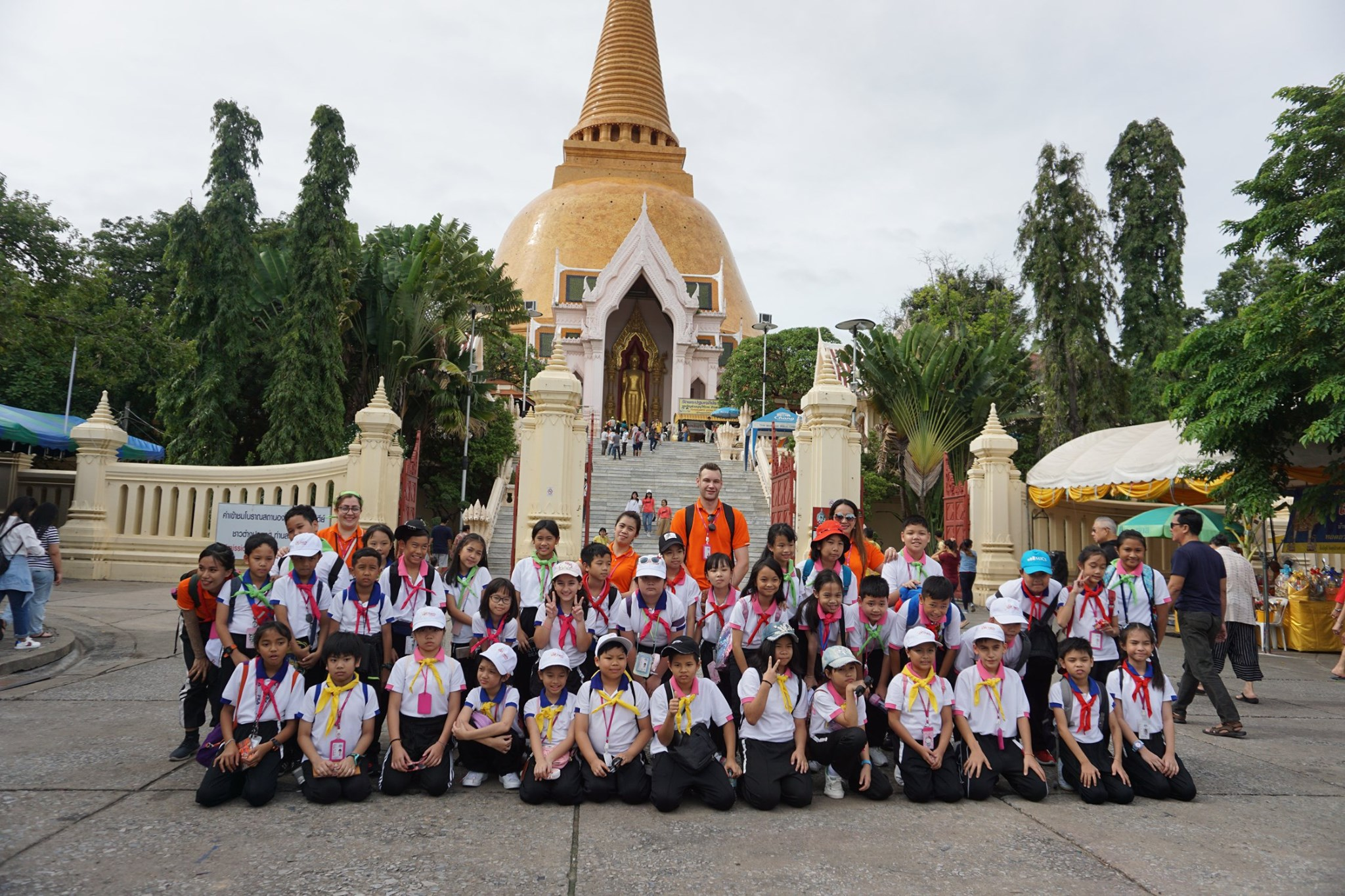 "CEC Camp&Trip ""Adventure by train @ Kanchanaburi"""